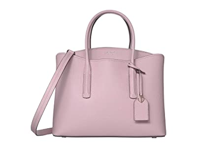 Kate Spade New York Margaux Large Satchel (Tutu Pink) Satchel Handbags