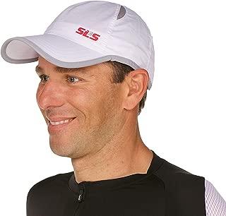 SLS3 Running Hat | Low Profile Runner Jogging Cap | Running Caps | Reflective Summer Sports Cap Moisture Wicking