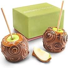 Manhattan Fruitier Belgian Chocolate and Organic Apple Duo