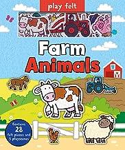Farm Animals (Soft Felt Play Books)