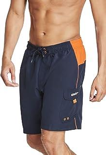 Speedo Mens Swim Trunk Knee Length Marina Sport Volley