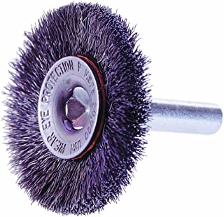 Osborn International 11232SP Crimped Wire Wheel Brush with 1/4