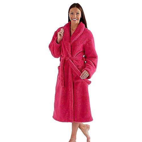 Luxury Dressing Gown Amazoncouk