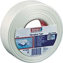 tesa 60100 Glasvezel verbinden en pleisteren Scrim tape, 50 mm x 45 m