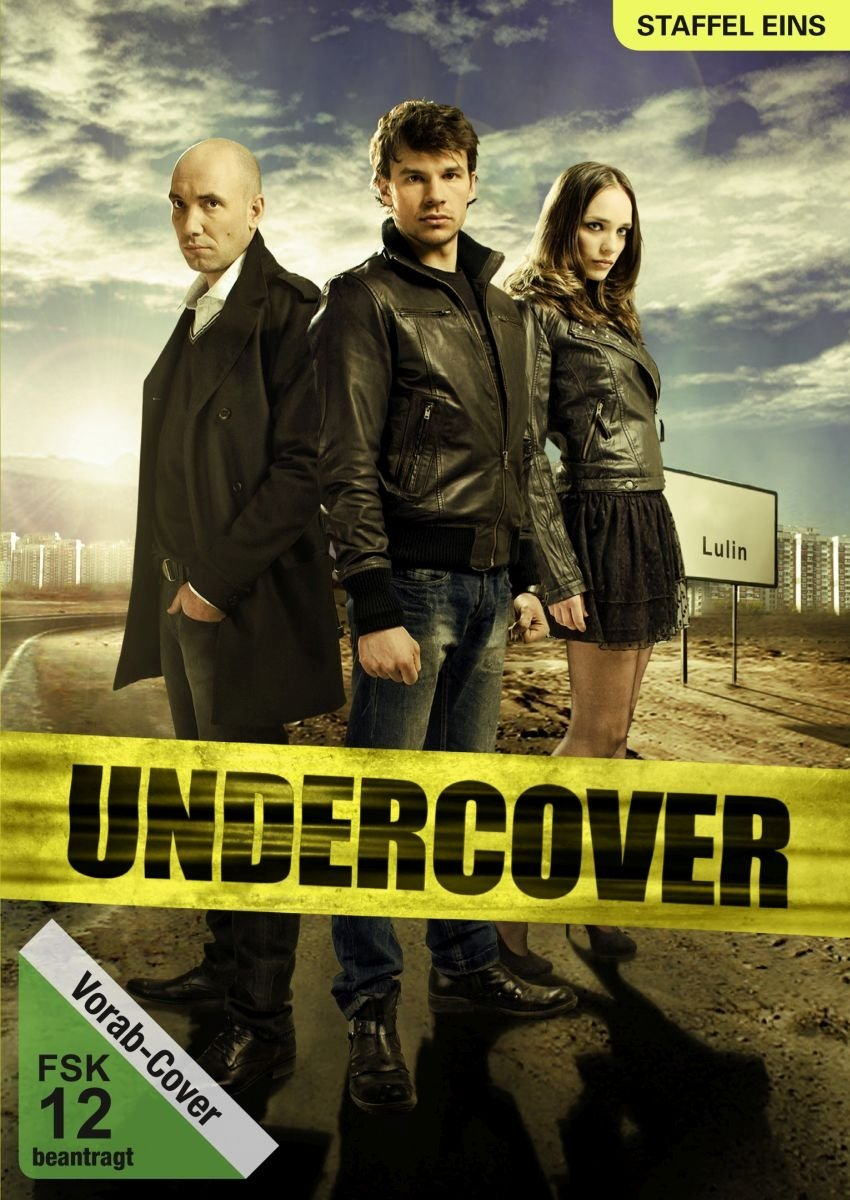 UNDERCOVER (2011) S01 Hindi Dubbed 480p HDRip x264 ESubs 1.2GB Download