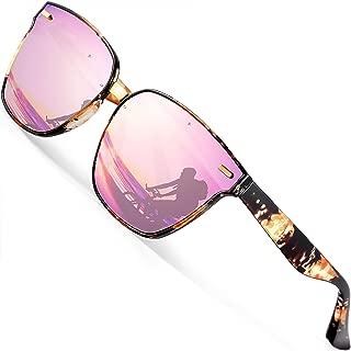 Unisex Sunglasses For Men Women 100% Polarized UV Protection