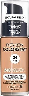 Revlon ColorStay Liquid Foundation For Normal/dry Skin, SPF 20, Medium Beige, 1 Fl Oz