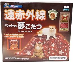 キャティーマン (CattyMan) 遠赤外線ペットの夢こたつ