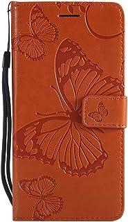 Kwmobile Huawei P10 Lite Cover Flip - Custodia a Libro in Pelle PU e (v2t)
