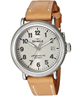Shinola Detroit - The Runwell Coin Edge 38mm - 20109234