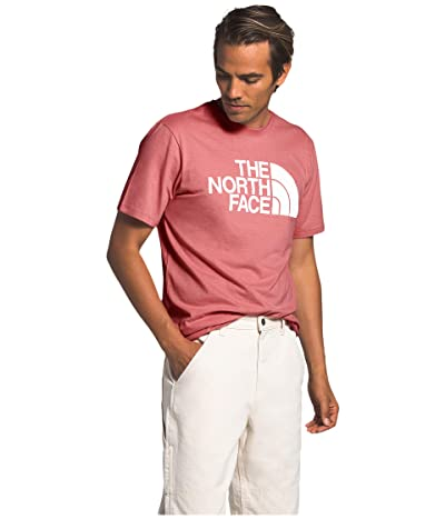 The North Face Short Sleeve Half Dome T-Shirt (Mauveglow) Men