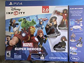 Disney Infinity: Marvel Super Heroes Special Value Pack Exclusive for Playstation 4 [Video Game]