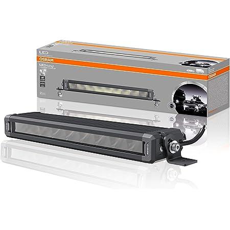 Ledriving Lightbar Vx250 Sp Led Zusatzscheinwerfer Für Fernlicht Spot 1500 Lumen Lichtstrahl Bis Zu 318 M Led Arbeitsscheinwerfer Ece Zulassung Auto