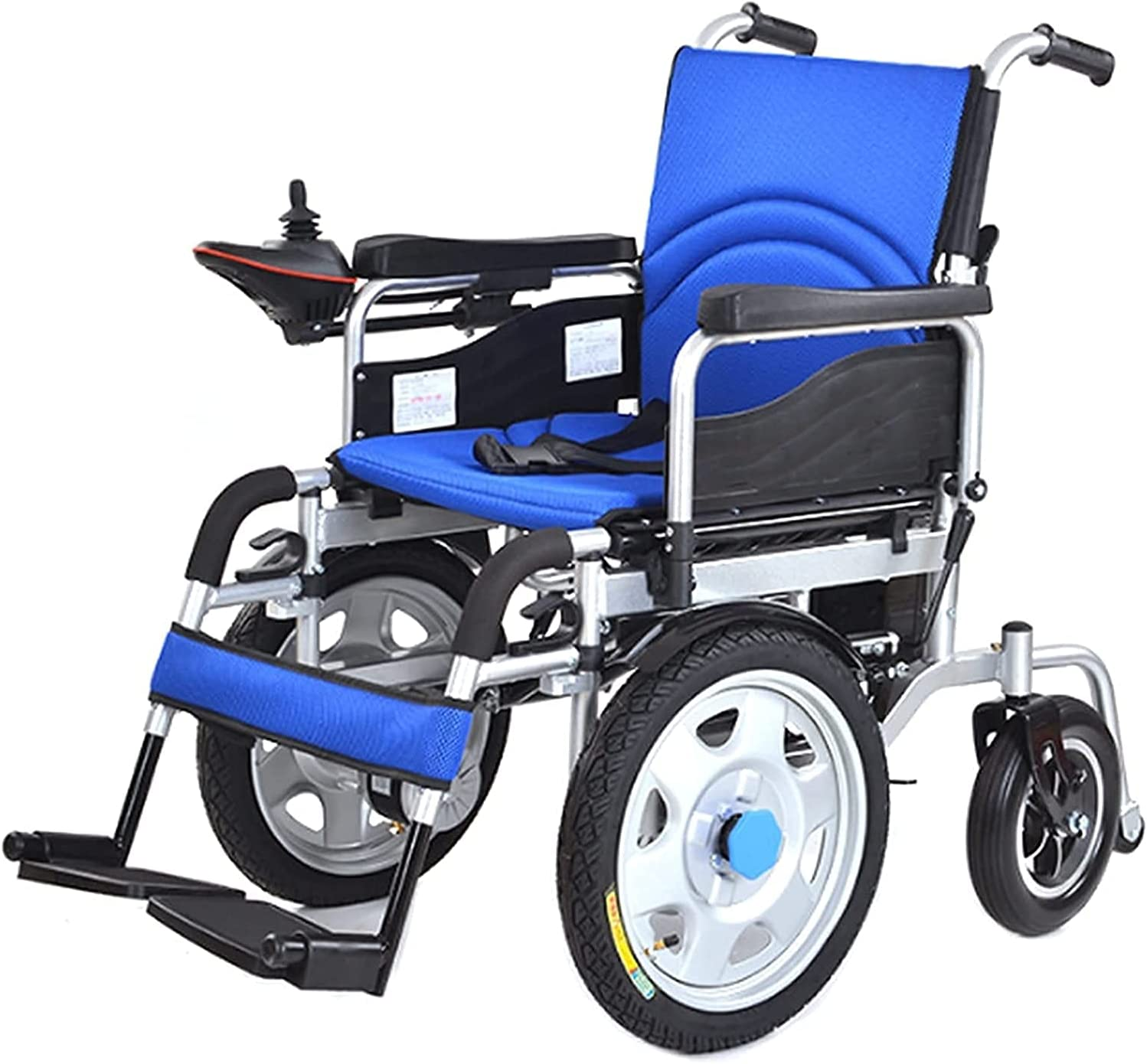 Electric Portland Mall Wheelchair Intelligent OFFer Foldabl Light-Weight Front-Drive