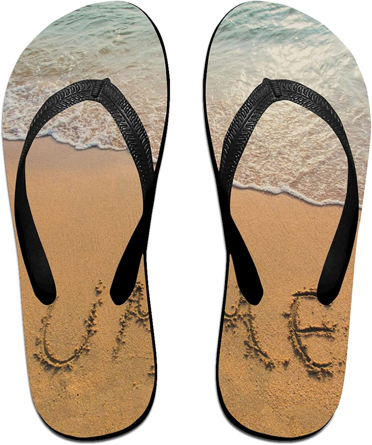 Summer Beach Flip-Flop Sandals New mail Seattle Mall order Me Slippers for