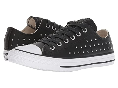 952496f9811ed1 Converse Chuck Taylor All Star Leather Studs Ox at Zappos.com