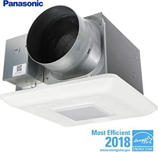 Best panasonic fv-0511vqc1 whispersense dc fan with dual sensor Reviews