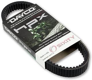 2012-2013 for Arctic Cat 700i LTD Drive Belt Dayco HPX Mud Pro EFI ATV OEM Upgrade Replacement Transmission Belts