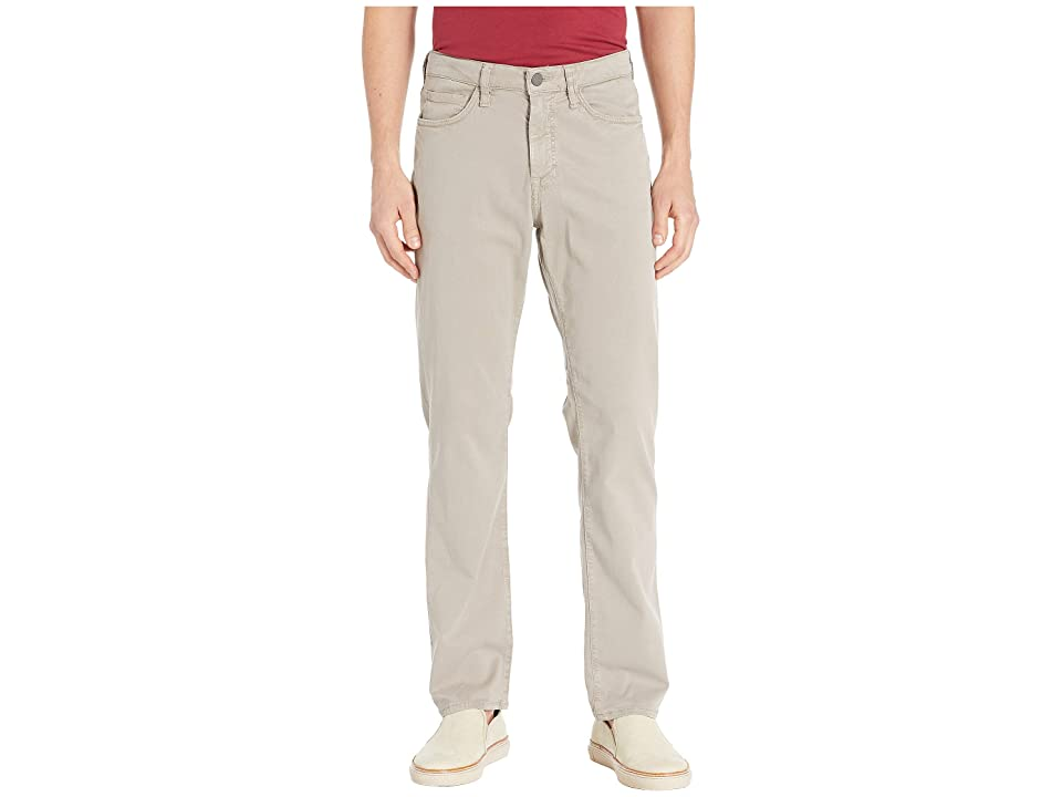 Image of 34 Heritage Charisma Relaxed Fit in Mushroom Soft Touch (Mushroom Soft Touch) Men's Casual Pants