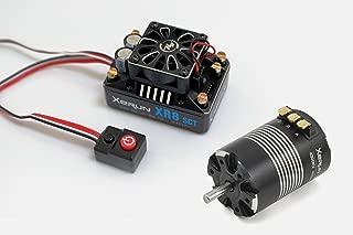 38020413 XR8 SCT Pro ESC Combo with 3660 SD-D 3200kV Sensored Brushless Motor