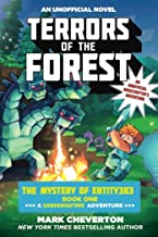 Terrors of the Forest: The Mystery of Entity303 Book One: A Gameknight999 Adventure: An Unofficial Minecrafter?s Adventure (Gameknight999 Series)
