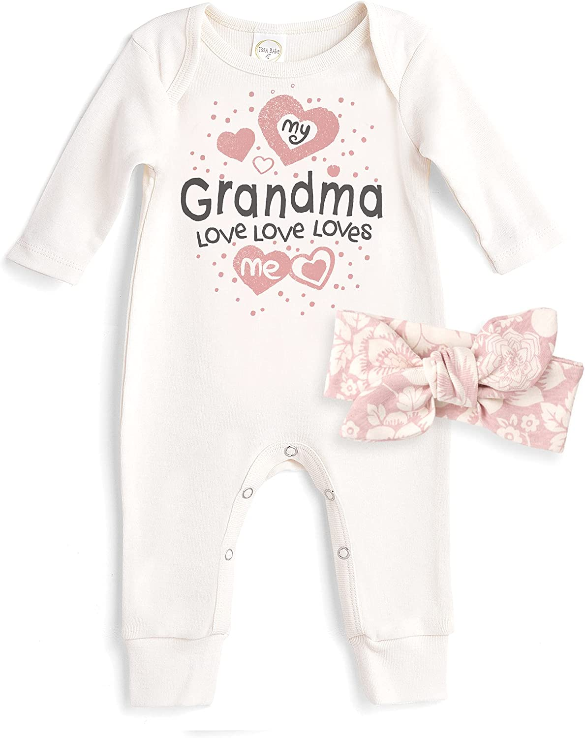 Tesa Babe Baby Girl Soft Cotton Clothes Romper One Piece Jumpsui
