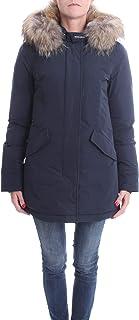 WOOLRICH Donna Abbigliamento Blu WWOU0296FR UT0573