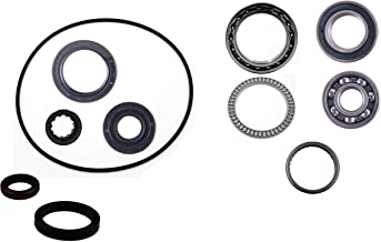 East Lake Axle Front differential bearing & seal kit compatible with Kawasaki Brute Force 650 750 2005 2006 2007 2008 2009 2010 2011 2012 2013 2014 2015