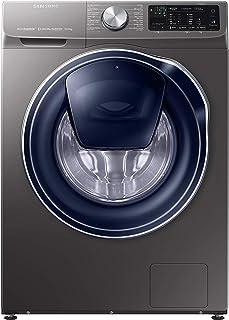 Samsung 10Kg 1400 RPM Front Load Washing machine with Add Wash, Inox - WW10N64FRPX/GU, 1 Year Warranty