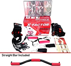 X-FACTOR BY WEIDER STRONGER BODY. FASTER RESULTS. THE TOTAL BODY TRAINING SYSTEM THAT ATTACEHES TO ANY DOOR. by CHINA