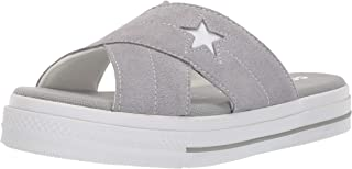 Converse Women's One Star Suede Slip Sandal