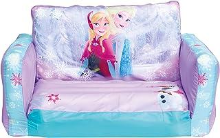 La Reine des Neiges - Mini canapé convertible - canapé-lit gonflable pour enfants