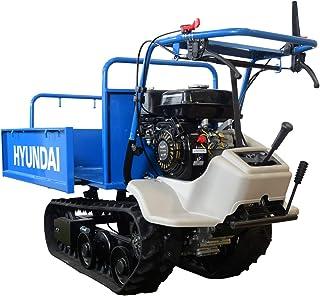 Hyundai HY-HYMD330-8B Carretilla Oruga, Azul y Negra