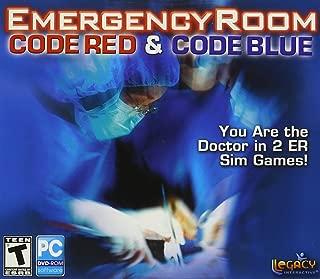 Emergency Room Code Red & Code Blue