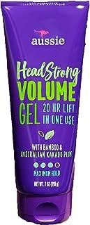 Aussie Headstrong Volume Texturizing Gel - 7 oz - 2 pk
