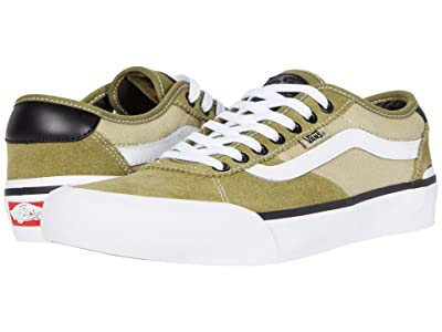Vans Chima Pro 2 (Lizard/Eucalyptus) Skate Shoes