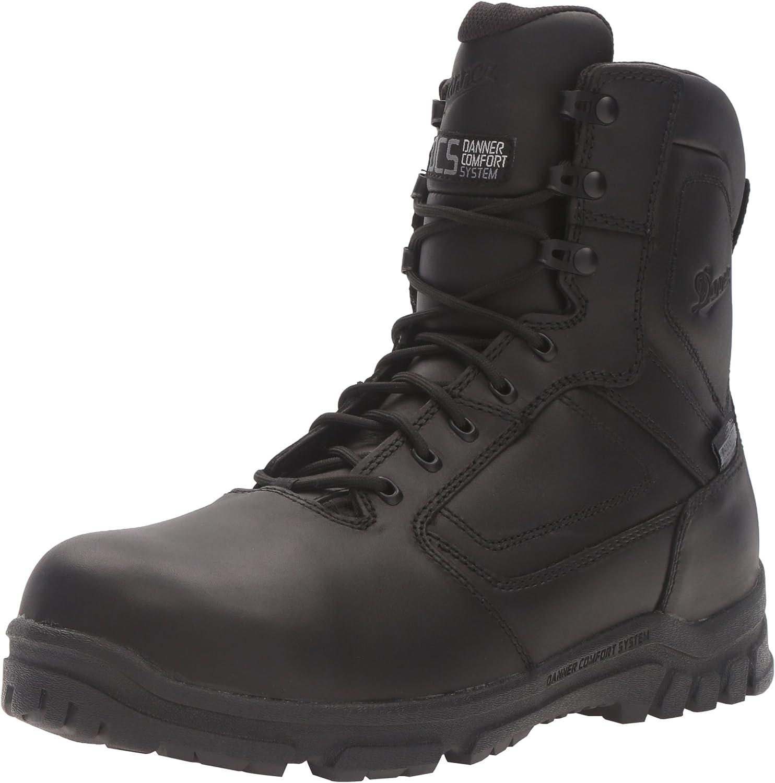 Danner Men's Lookout Ems csa Side-zip Nmt Military & Tactical Boot