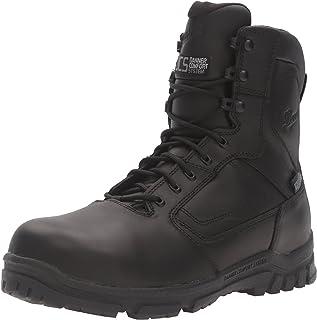 حذاء برقبة للرجال من Danner مطبوع عليه Lookout Ems/csa بسحاب جانبي Nmt عسكري وتكتيكي
