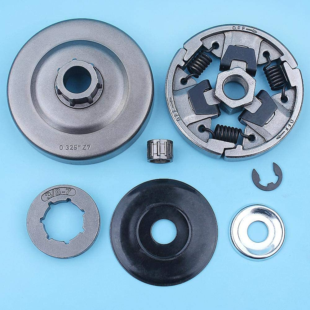 Replacement Parts for Yuton 3 8