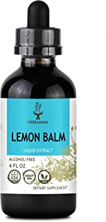 Sponsored Ad - Lemon Balm Liquid Extract 4 fl oz | All-Natural Dietary Supplement | Anxiety and Stress Relief | Mood Boost...