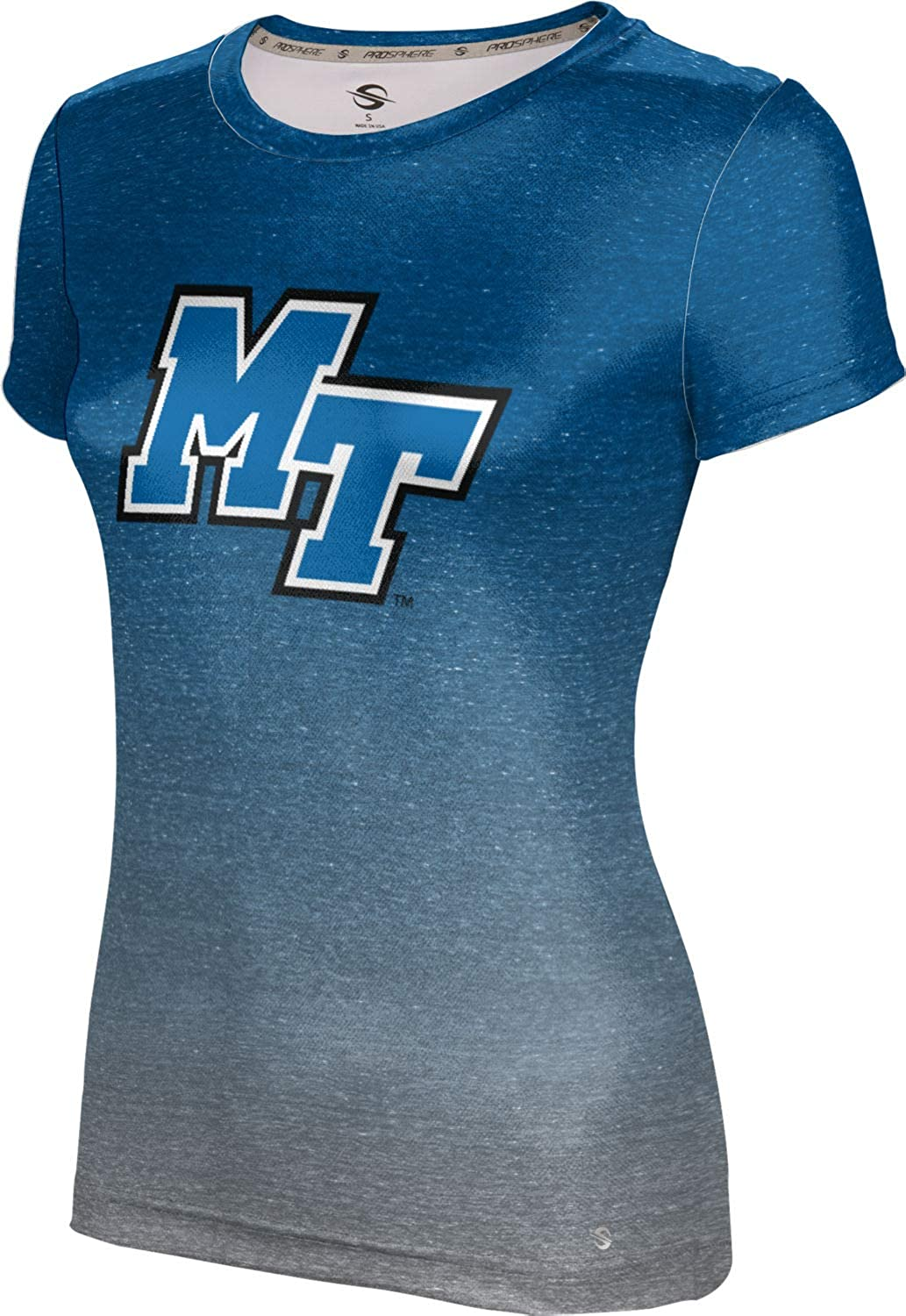 ProSphere Middle Tennessee State University Girls' Performance T-Shirt (Ombre)