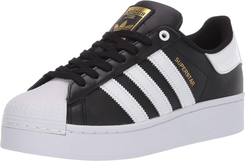 adidas Originals Unisex-Adult Superstar Bold W Running Shoe