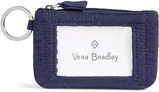 Vera Bradley Iconic Zip ID Case, Denim