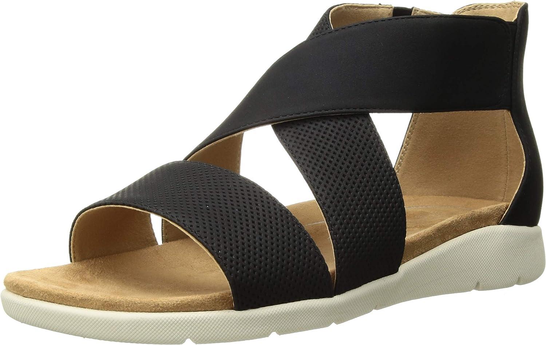 Rockport Womens Cl Eileen 2 Piece Sandal