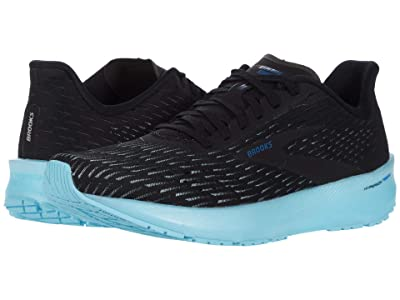 Brooks Hyperion Tempo (Black/Iced Aqua/Blue) Men