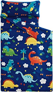 Wake In Cloud - Nap Mat with Removable Pillow for Kids...