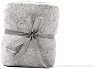 DevaCurl Microfiber Anti-Frizz Towel, Gray