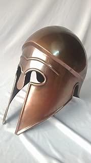 greek corinthian helmet re-enactment larp role-play ancient spartan Helmets