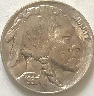 1937 D Buffalo Nickel MS-64