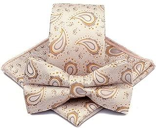 Amazon.es: Beige - Pajaritas / Corbatas, fajines y pañuelos de ...